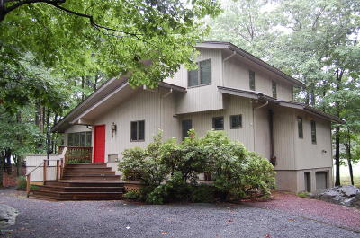Hemlock Farms, Hemlock Farms Single Family Home For Sale: 324 Canoebrook Drive
