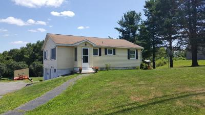 Honesdale Single Family Home For Sale: 3234 Lake Ariel Hwy