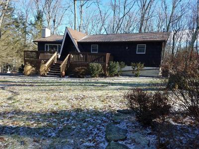 Dingmans Ferry Single Family Home For Sale: 121 Dark Swamp Rd