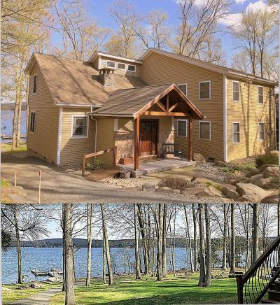 Single Family Home For Sale: 91 Lakeside Drive