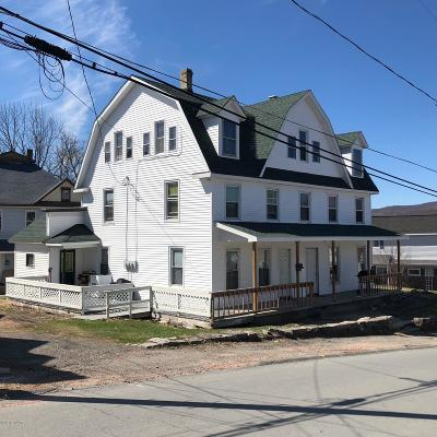 Carbondale Multi Family Home For Sale: 114-116 S Main St