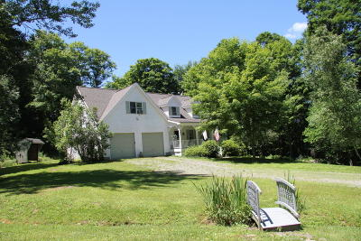 Tyler Hill Single Family Home For Sale: 301 Rutledgedale Rd