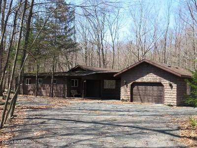 Lords Valley PA Single Family Home For Sale: $170,000