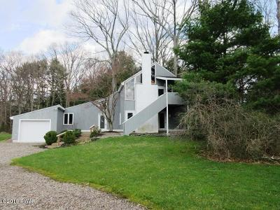 Lords Valley PA Single Family Home For Sale: $325,000