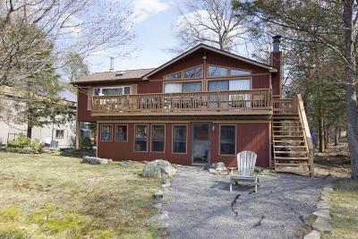Lake Ariel Single Family Home For Sale: 1160 Aquarius Dr