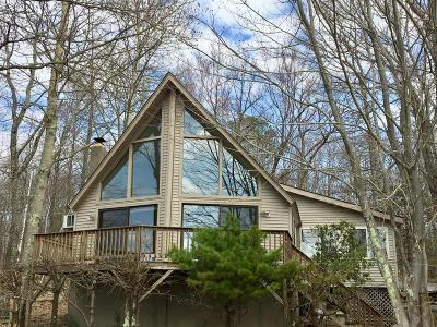 Dingmans Ferry Single Family Home For Sale: 154 N Wood Rd