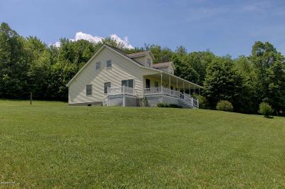 Wayne County Single Family Home For Sale: 76 North Barnes Road