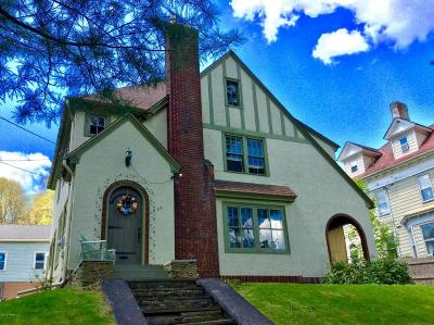 Honesdale Single Family Home For Sale: 345 Broad St