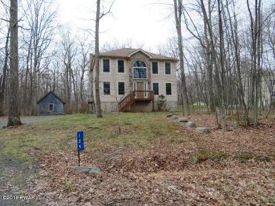 Dingmans Ferry Single Family Home For Sale: 129 Cherokee Trl
