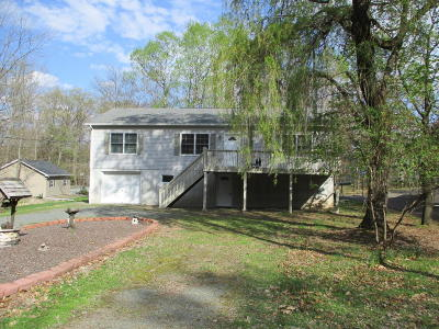 Lake Ariel PA Single Family Home For Sale: $189,000