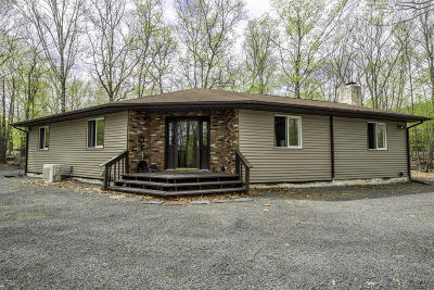 Lackawaxen Single Family Home For Sale: 175 Lower Independence Dr