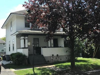 Matamoras Single Family Home For Sale: 306 Ave N St