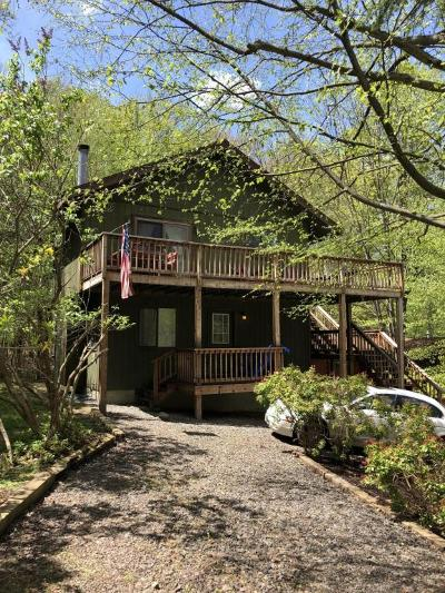 Hideout Single Family Home For Sale: 549 Parkwood Dr