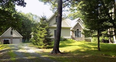 Hawley Single Family Home For Sale: 42 Holiday Dr