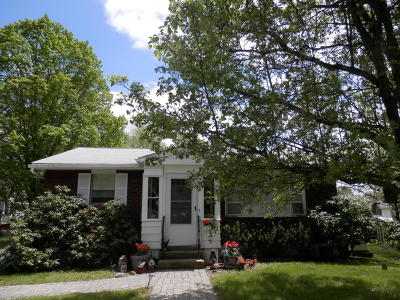 Single Family Home For Sale: 703 6th St