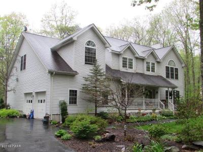 Lords Valley PA Single Family Home For Sale: $363,000