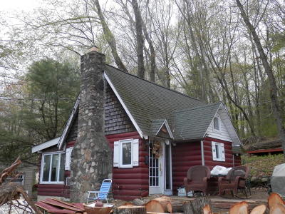 Dingmans Ferry Single Family Home For Sale: 104 Dillon Rd