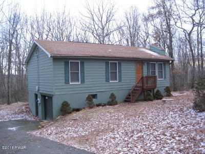 Milford Single Family Home For Sale: 170 Conashaugh Trl