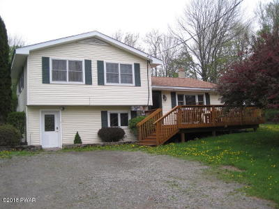 Honesdale Single Family Home For Sale: 1923 Hancock Hwy
