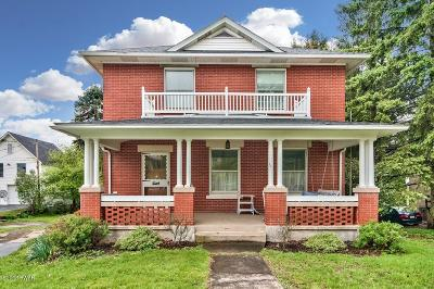 Lake Ariel Single Family Home For Sale: 111 Maple Ave
