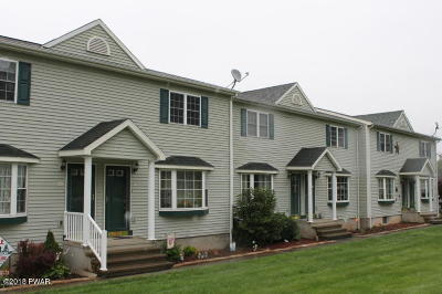 Lake Ariel Single Family Home For Sale: 877 Avoy Rd