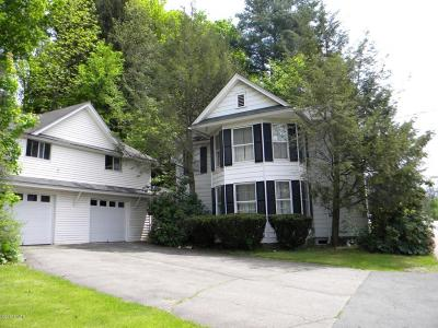 Hawley Single Family Home For Sale: 335 Hudson Street
