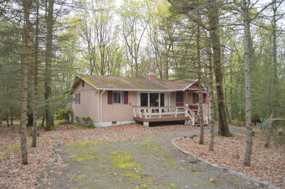 Lords Valley PA Single Family Home For Sale: $79,999