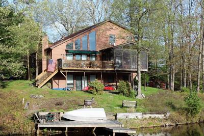 Single Family Home For Sale: 438 Log Tavern Rd