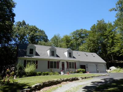 Honesdale Single Family Home For Sale: 129 Laurel Hill Est.