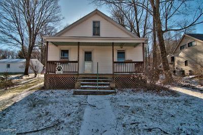Lake Ariel Single Family Home For Sale: 1082 Tresslarville Rd