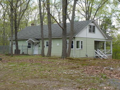 Hawley Single Family Home For Sale: 27 East Rd