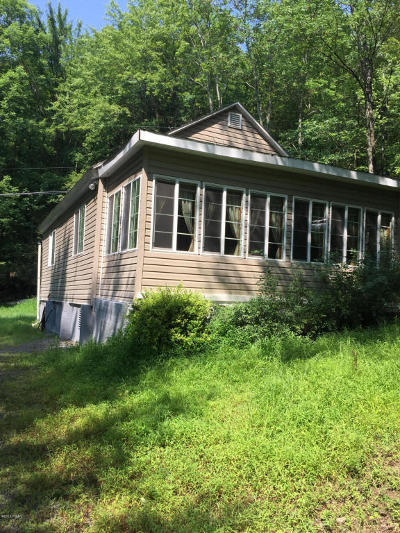 Single Family Home For Sale: 167 Lacawac Rd