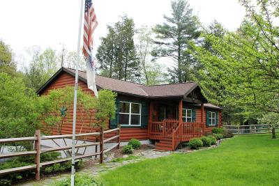 Hawley Single Family Home For Sale: 2058 Pa-590