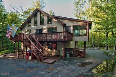 Lake Ariel Single Family Home For Sale: 3409 Farwood Ct