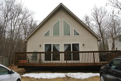 Lake Ariel Single Family Home For Sale: 3392 Northwood Terrace Ter