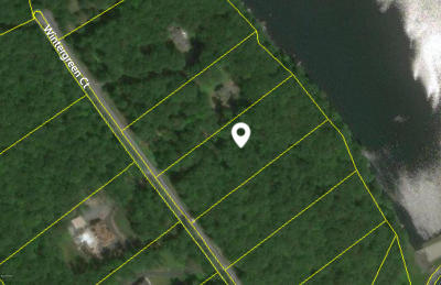 Hidden Lake Estates Residential Lots & Land For Sale: 1046 Wintergreen Ct