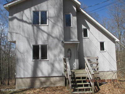 Lackawaxen Single Family Home For Sale: 115 Westwood Ln