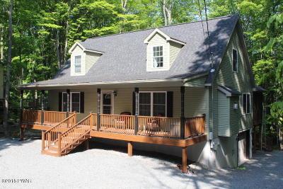 Lake Ariel Single Family Home For Sale: 286 Ridgewood Cir