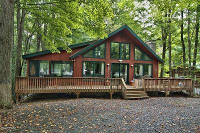 Lake Ariel Single Family Home For Sale: 523 Cedarwood Ter