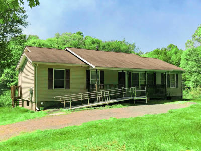Pike County Single Family Home For Sale: 109 Winding Brook Dr