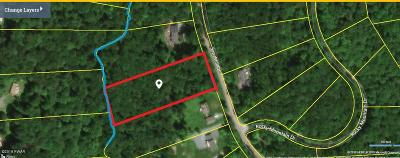 Greentown PA Residential Lots & Land For Sale: $18,000