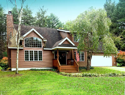 Hawley Single Family Home For Sale: 102 Egypt Rd