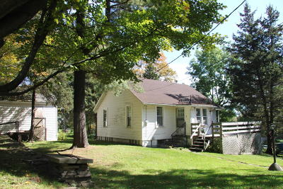 Thompson PA Single Family Home For Sale: $86,500