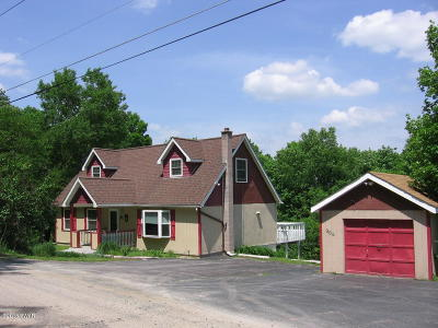 Honesdale Single Family Home For Sale: 366 Laurel Dr