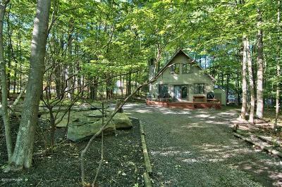 Lake Ariel Single Family Home For Sale: 761 Deerfield Rd