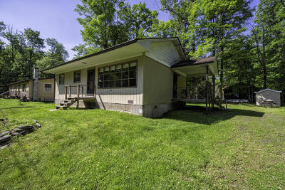 Lake Ariel Single Family Home For Sale: 73 Honey Bear Rd