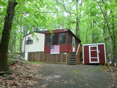 Shohola Single Family Home For Sale: Lot 1102 Beaver Ln