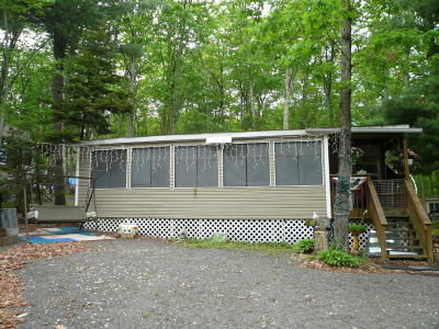 Shohola Single Family Home For Sale: Lot 4230 Shohola Parkway S