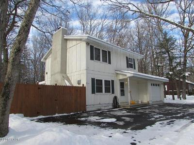 Lords Valley PA Single Family Home For Sale: $142,000
