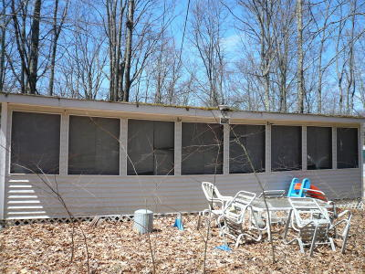Shohola Single Family Home For Sale: Lot 2518 Cardinal Ln